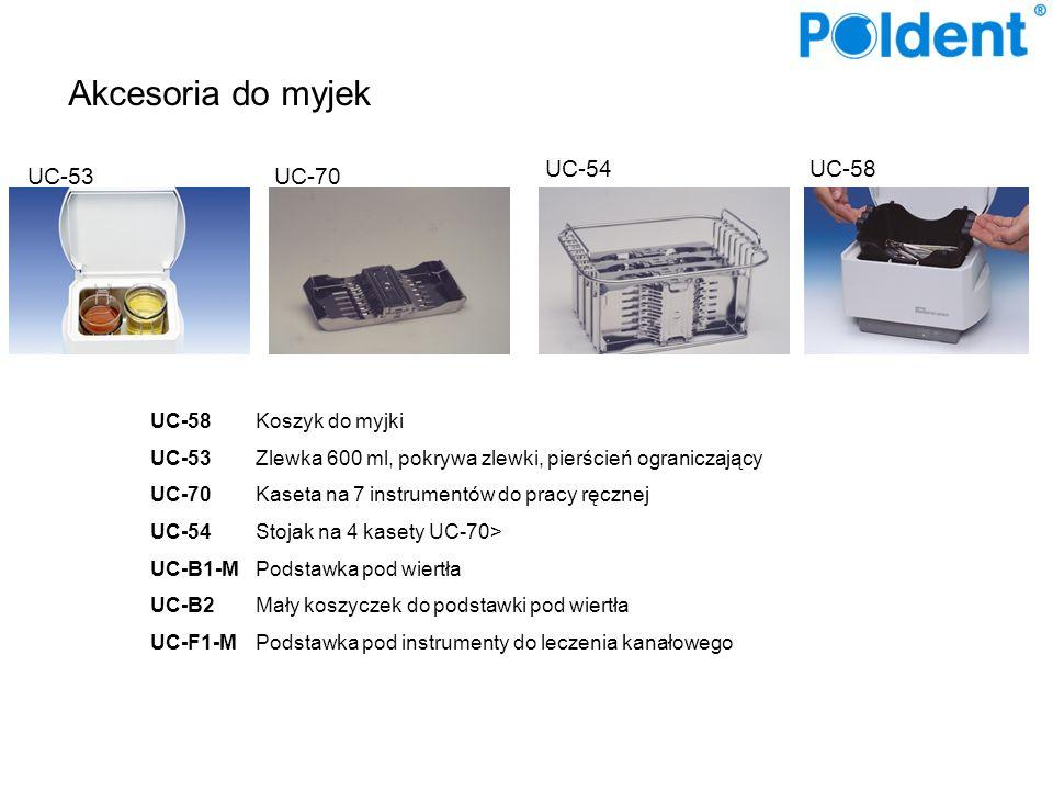 Akcesoria do myjek UC-54 UC-58 UC-53 UC-70 UC-58 Koszyk do myjki