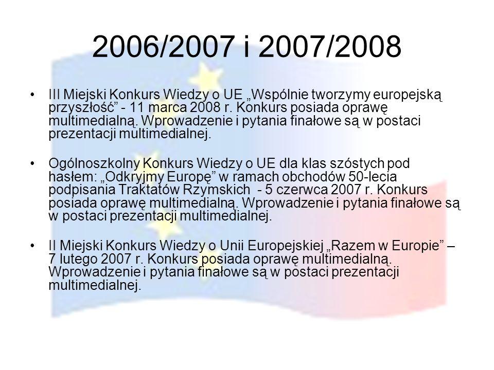2006/2007 i 2007/2008