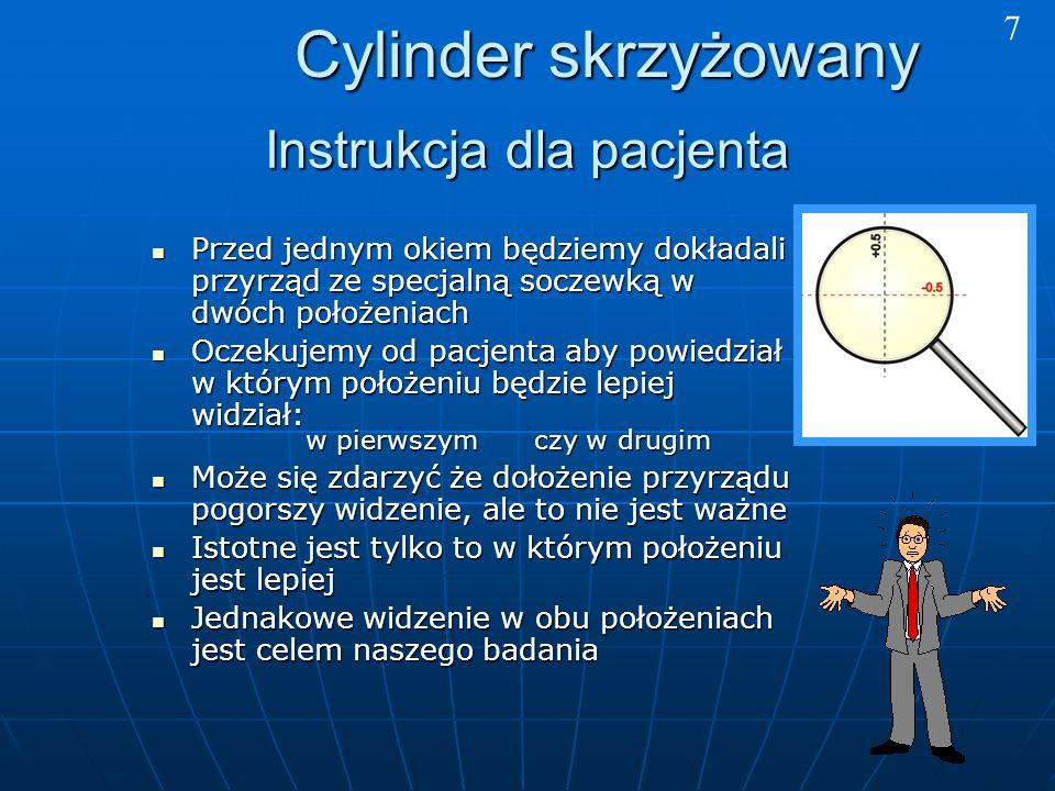 Instrukcja dla pacjenta
