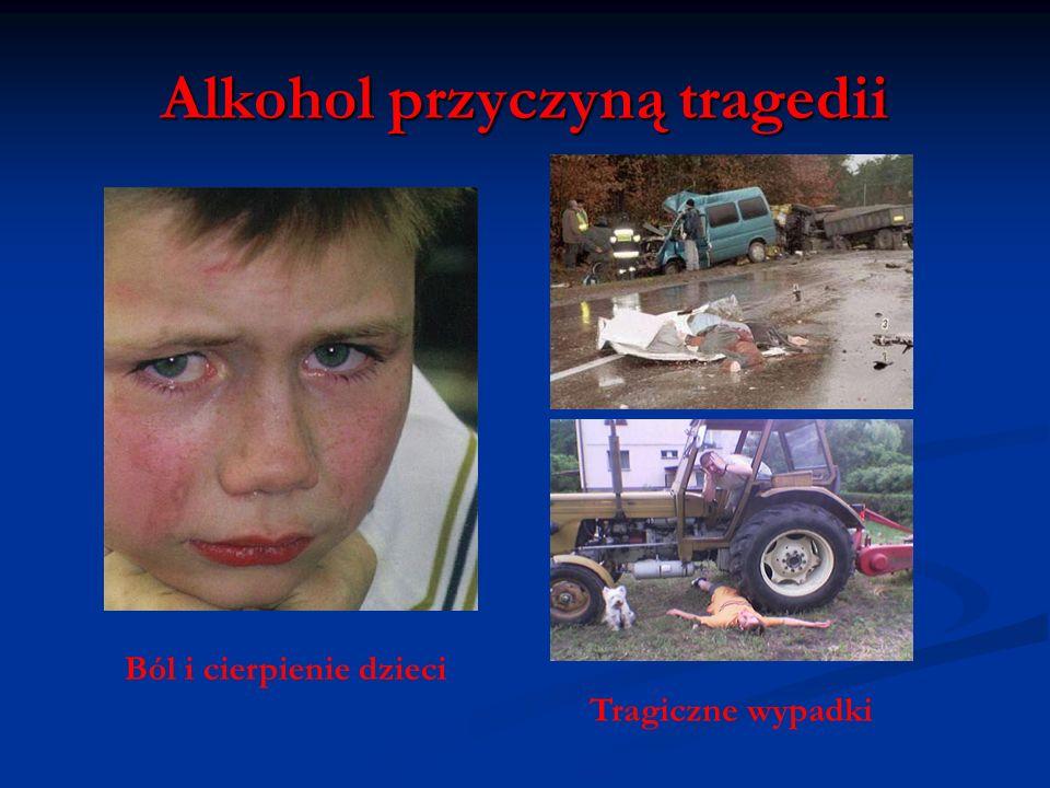 Alkohol przyczyną tragedii