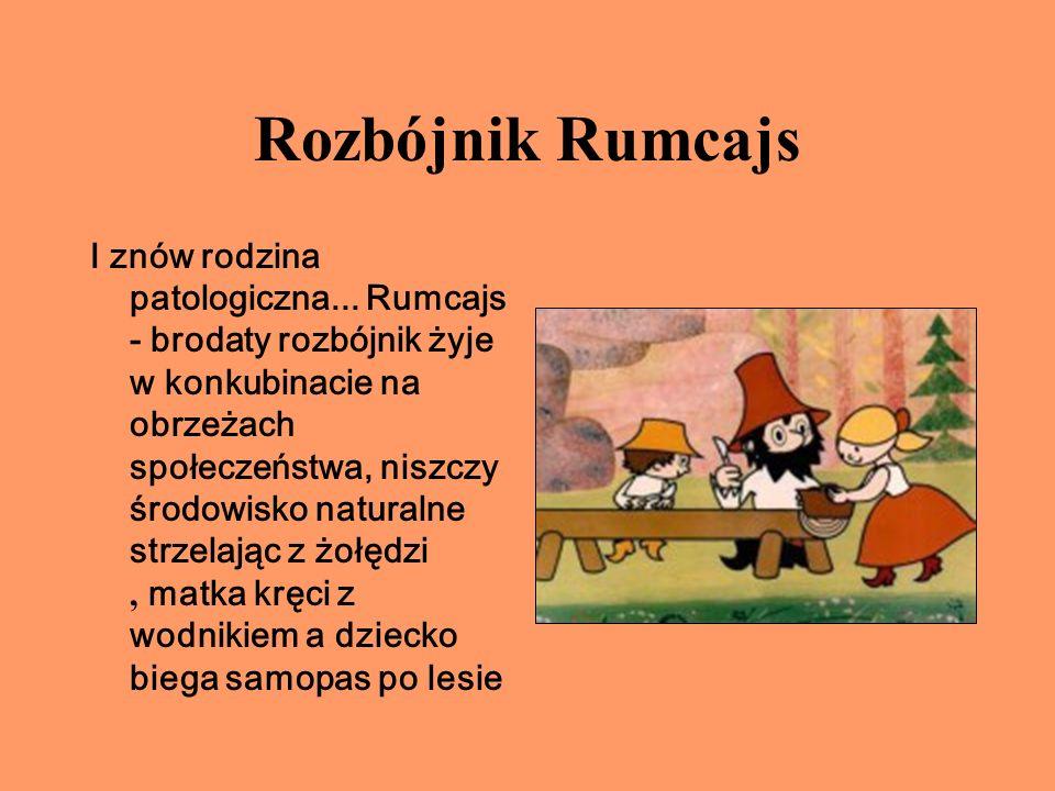 Rozbójnik Rumcajs