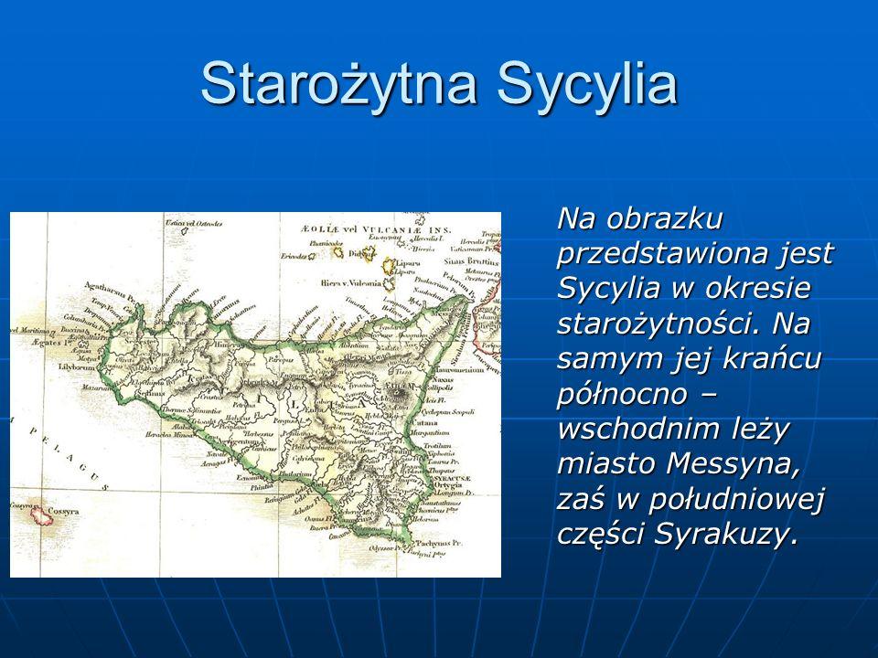 Starożytna Sycylia