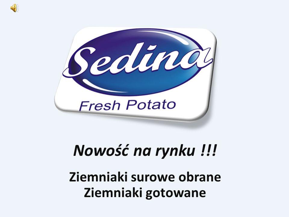 Nowość na rynku !!! Ziemniaki surowe obrane Ziemniaki gotowane