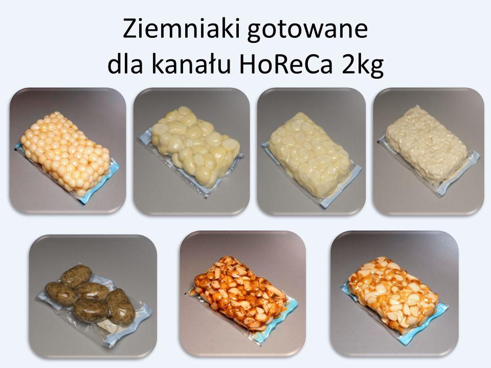 Ziemniaki gotowane dla kanału HoReCa 2kg