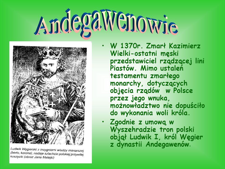 Andegawenowie