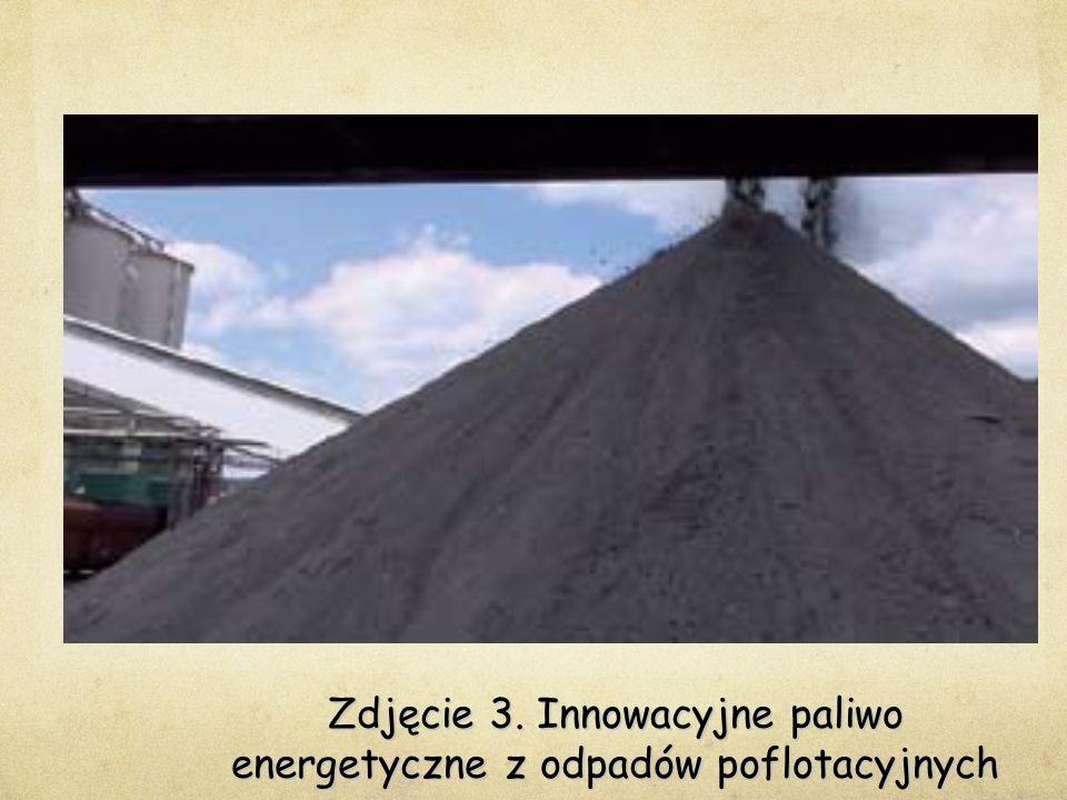 Zdjęcie 3. Innowacyjne paliwo energetyczne z odpadów poflotacyjnych