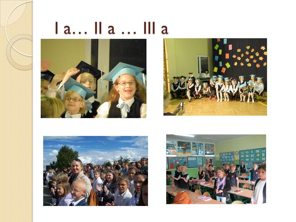 I a… II a … III a