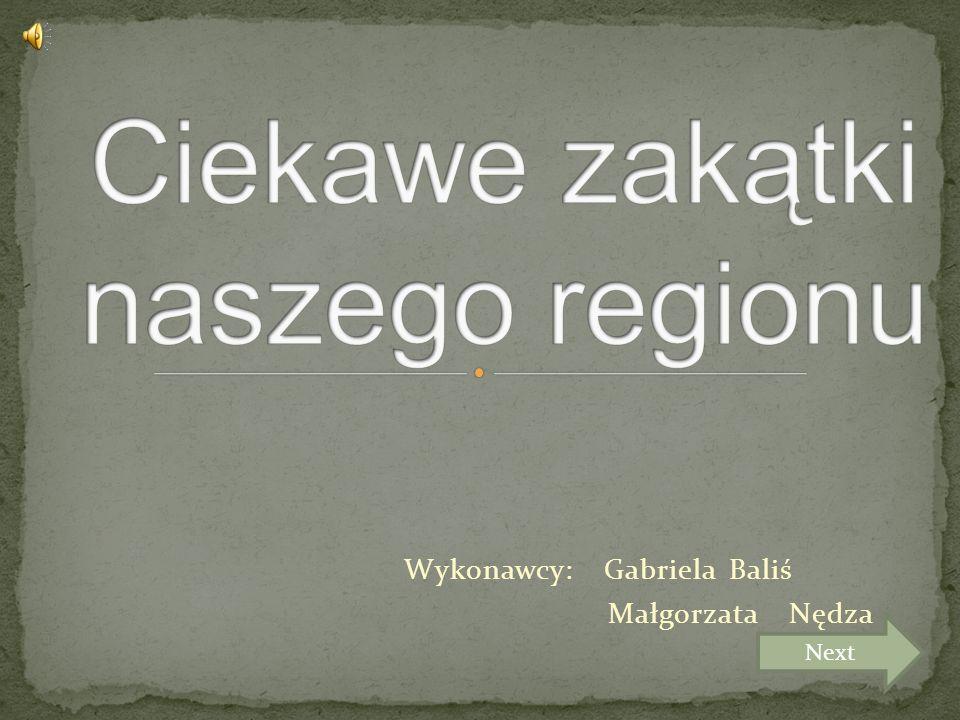 Ciekawe zakątki naszego regionu
