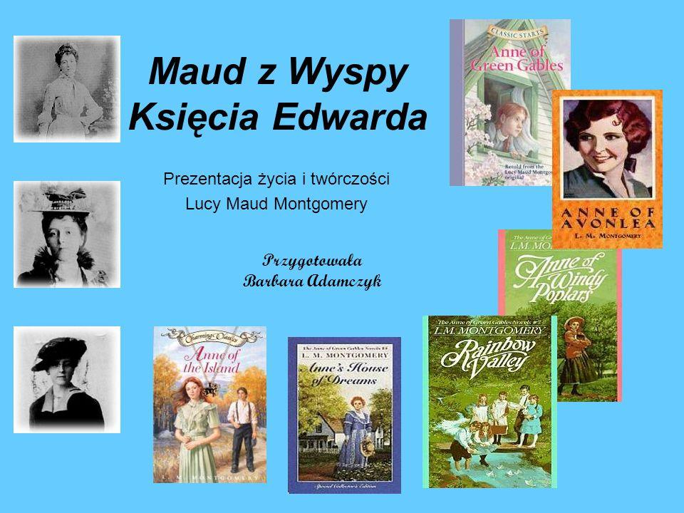Maud z Wyspy Księcia Edwarda