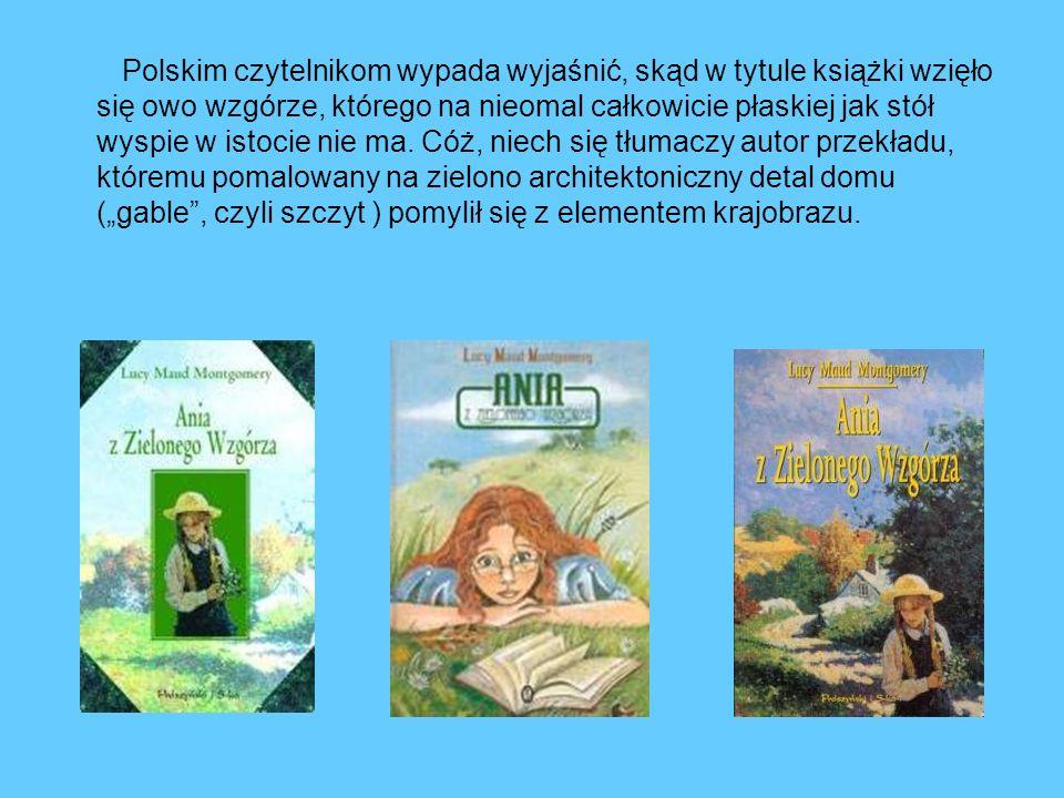 Polskim czytelnikom wypada wyjaśnić, skąd w tytule książki wzięło się owo wzgórze, którego na nieomal całkowicie płaskiej jak stół wyspie w istocie nie ma.