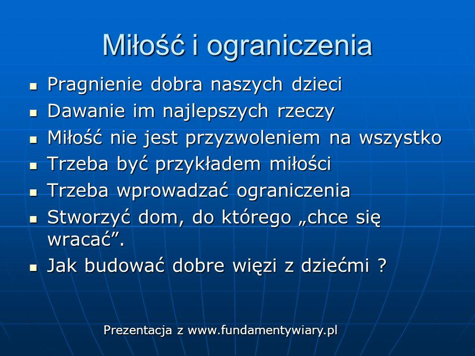 Prezentacja z www.fundamentywiary.pl