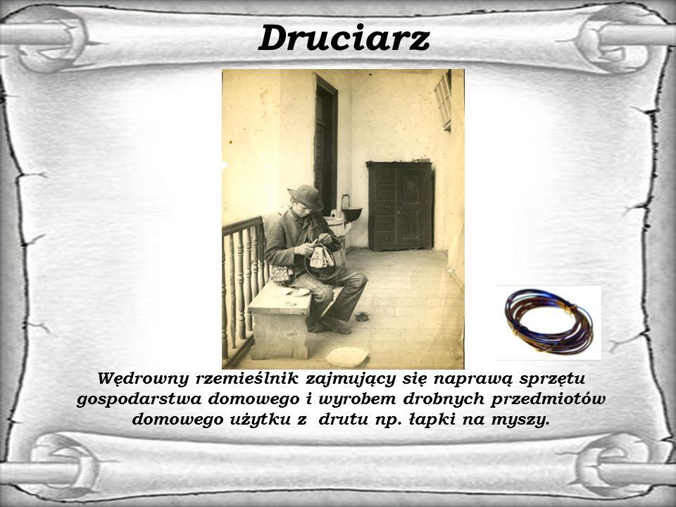 Druciarz