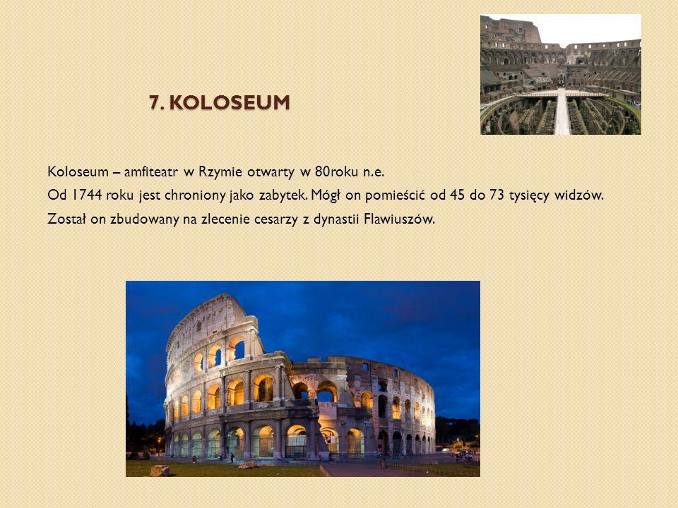 7. koloseum