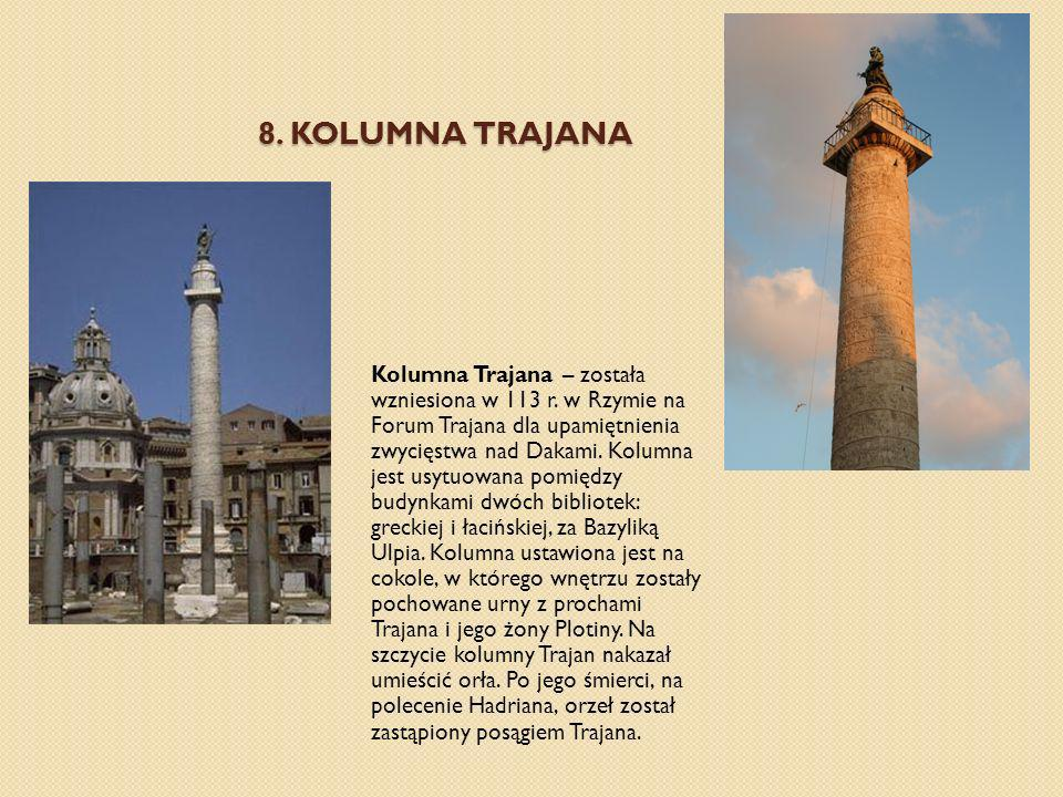 8. Kolumna trajana