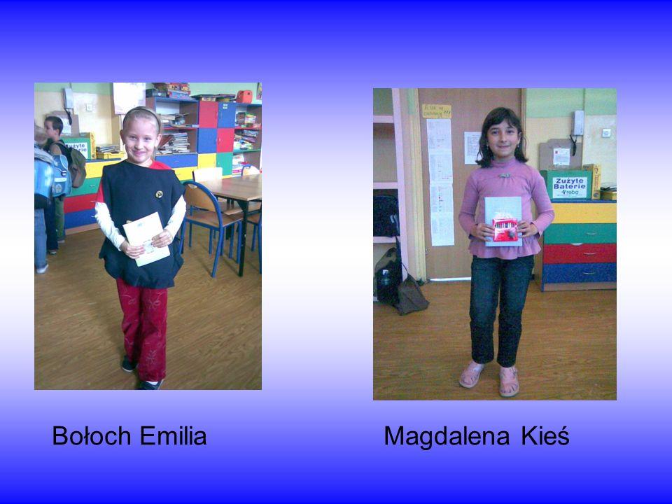 Bołoch Emilia Magdalena Kieś