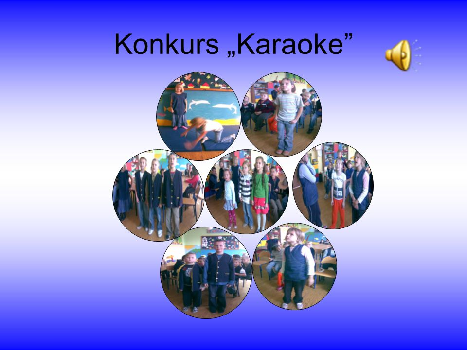 "Konkurs ""Karaoke"