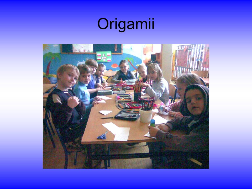 Origamii