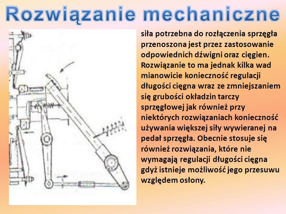 Rozwiązanie mechaniczne