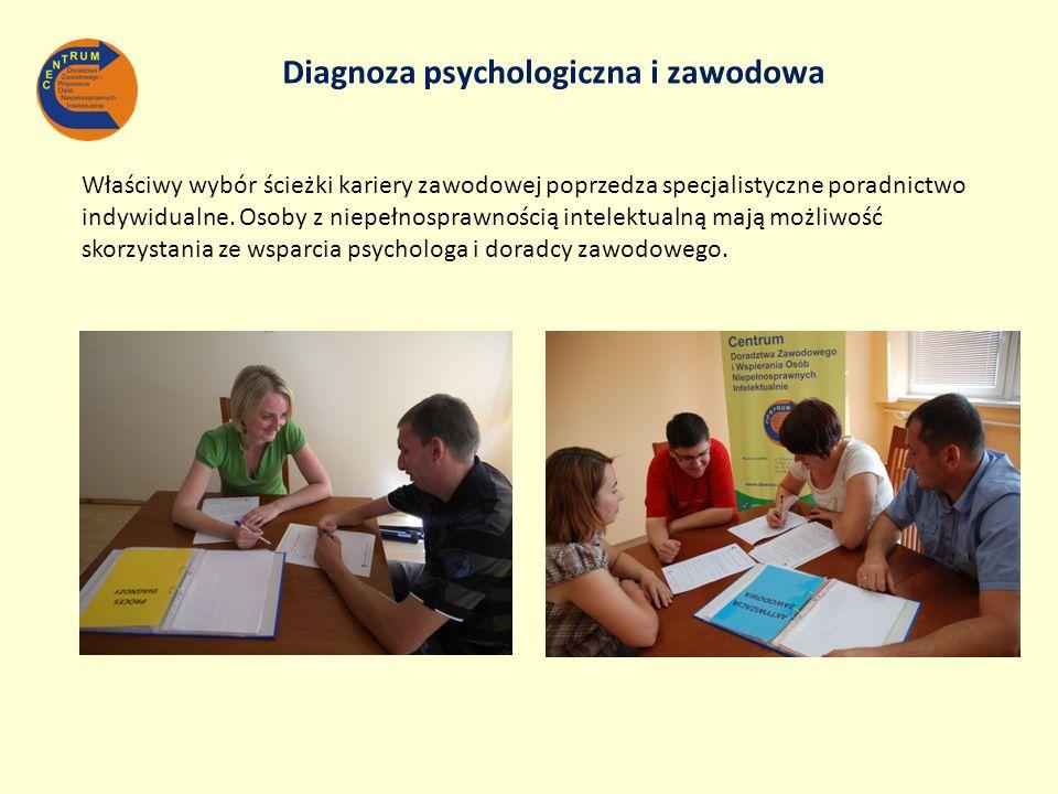 Diagnoza psychologiczna i zawodowa