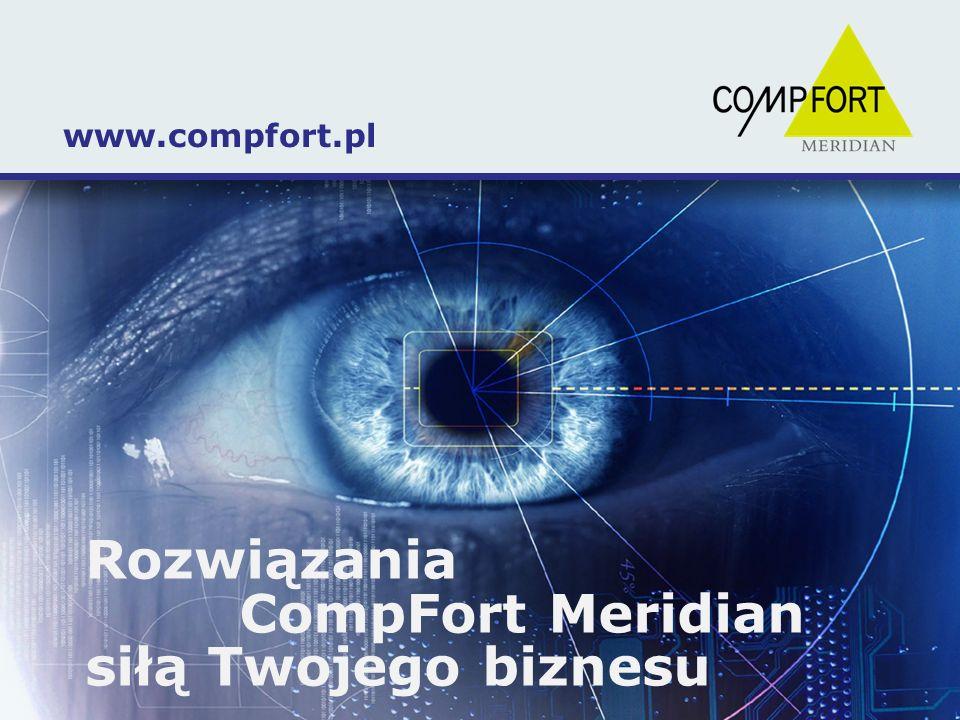 CompFort Meridian siłą Twojego biznesu