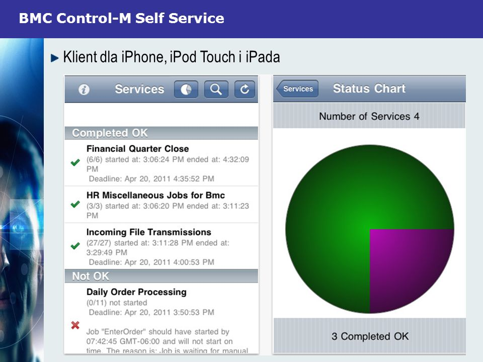 BMC Control-M Self Service