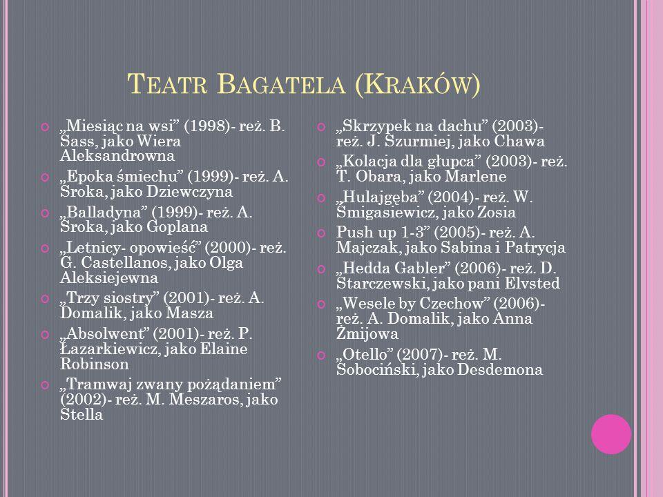 Teatr Bagatela (Kraków)
