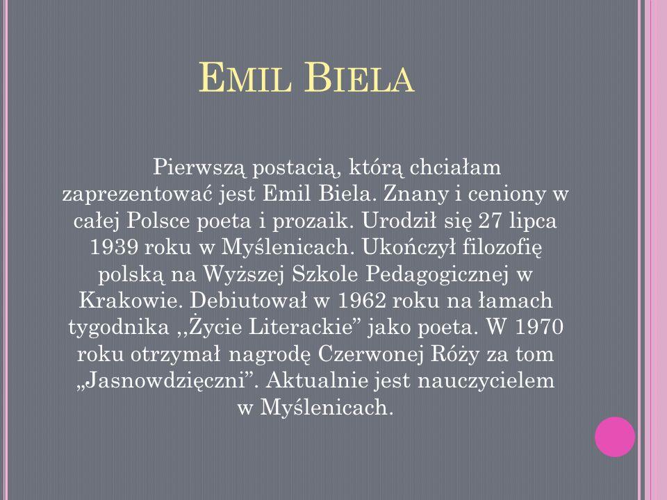 Emil Biela