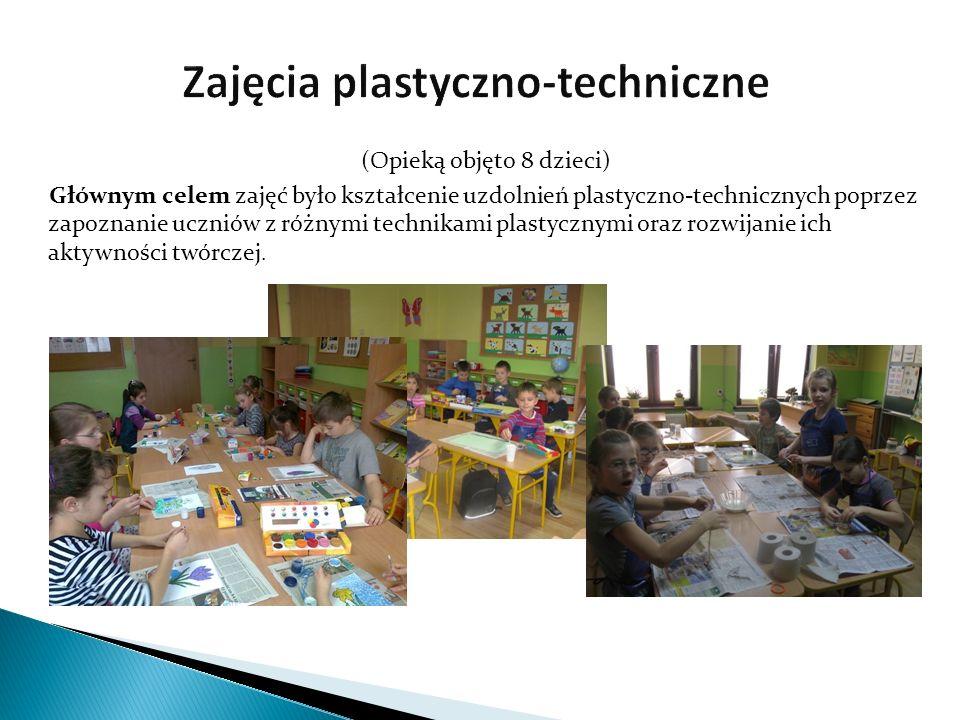 Zajęcia plastyczno-techniczne