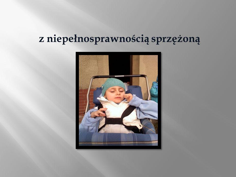 z niepełnosprawnością sprzężoną