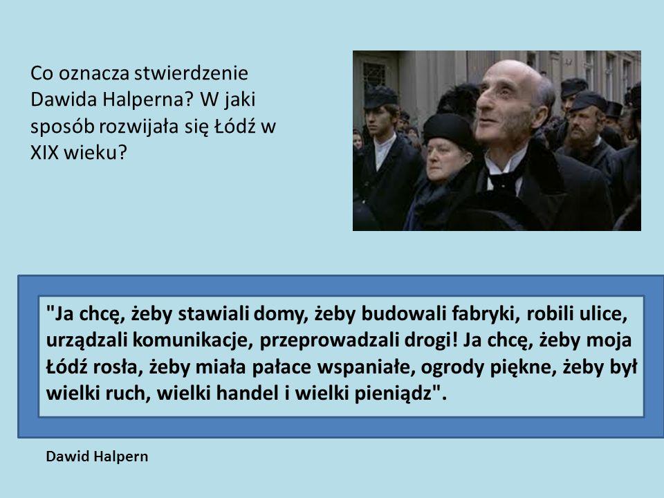 Co oznacza stwierdzenie Dawida Halperna