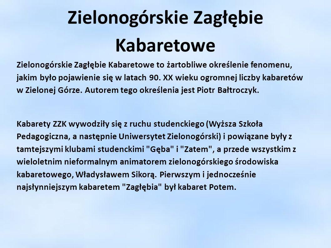Zielonogórskie Zagłębie Kabaretowe