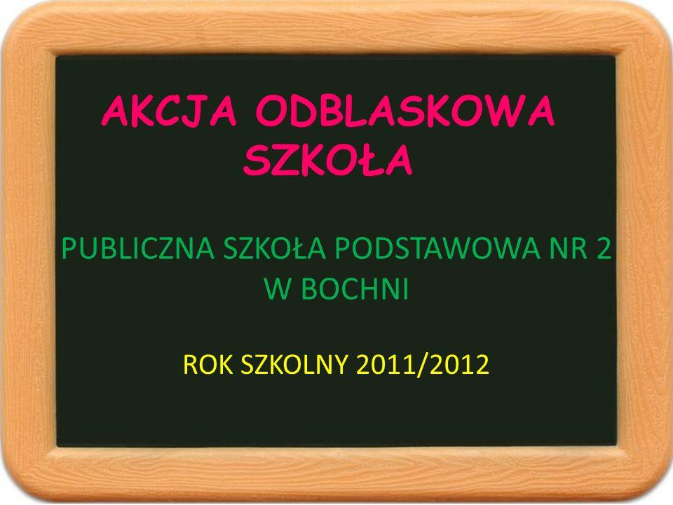 PUBLICZNA SZKOŁA PODSTAWOWA NR 2 W BOCHNI