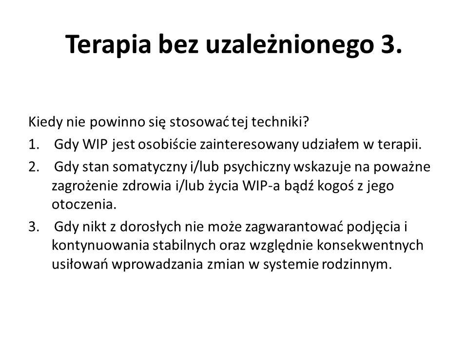 Terapia bez uzależnionego 3.