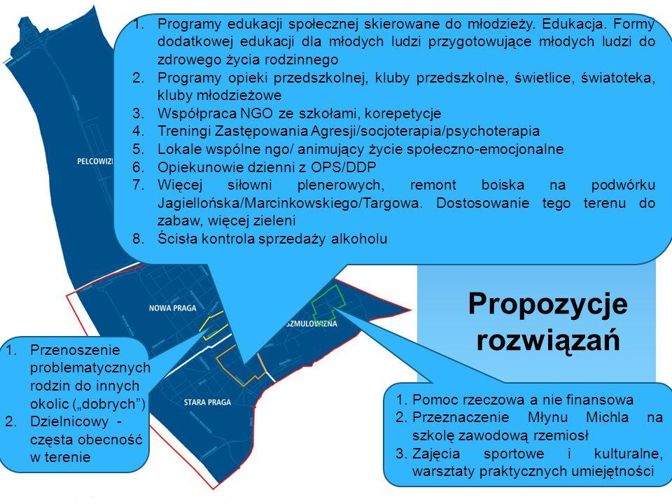 Programy edukacji społecznej skierowane do młodzieży. Edukacja