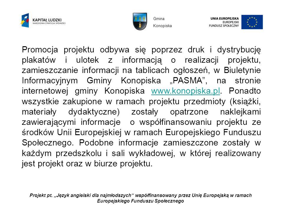 Gmina Konopiska.