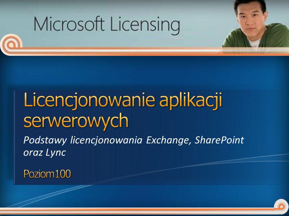 Licencjonowanie aplikacji serwerowych