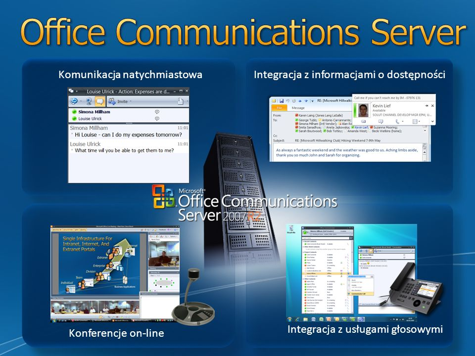 Office Communications Server