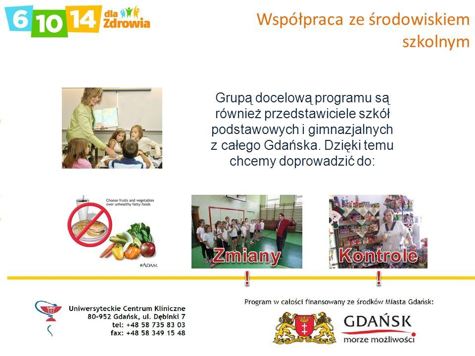 Współpraca ze środowiskiem szkolnym