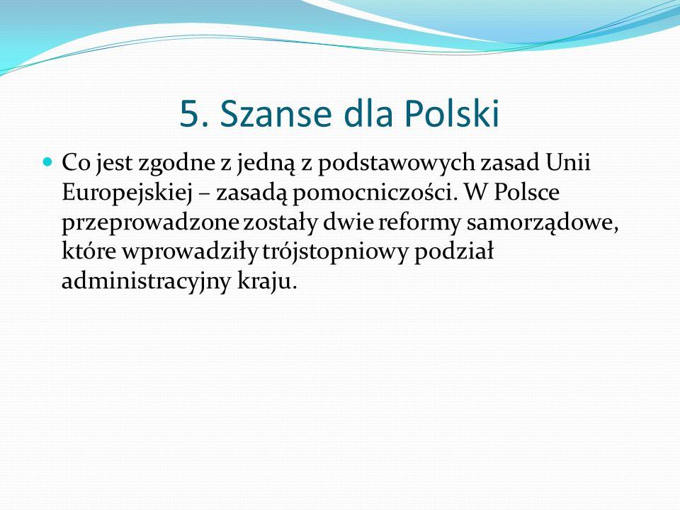 5. Szanse dla Polski