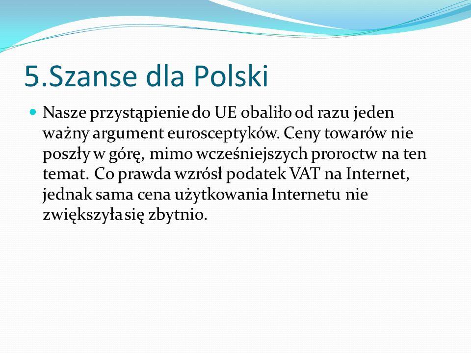 5.Szanse dla Polski