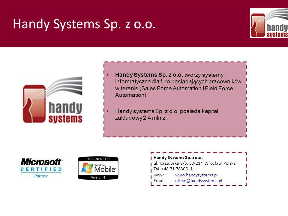 Handy Systems Sp. z o.o.