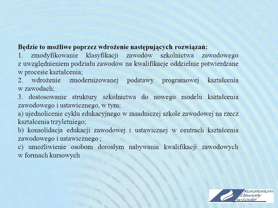Będzie to możliwe poprzez wdrożenie następujących rozwiązań: