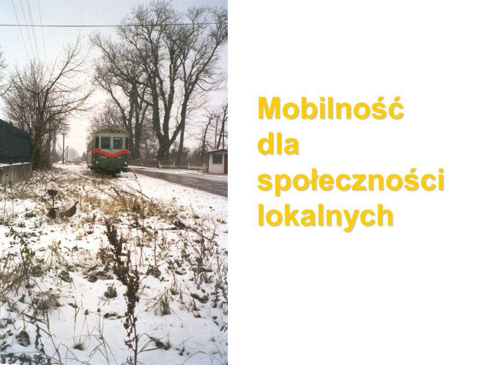 Mobilność dla społeczności lokalnych