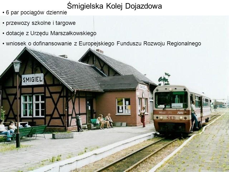 Śmigielska Kolej Dojazdowa