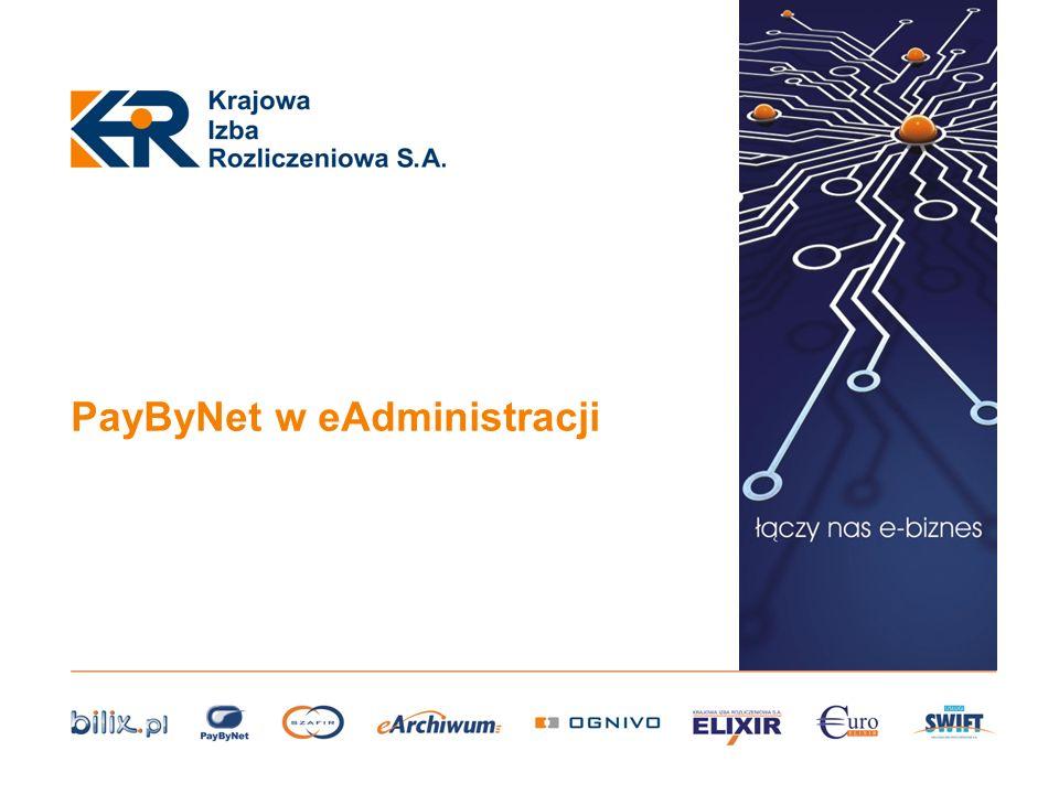 PayByNet w eAdministracji