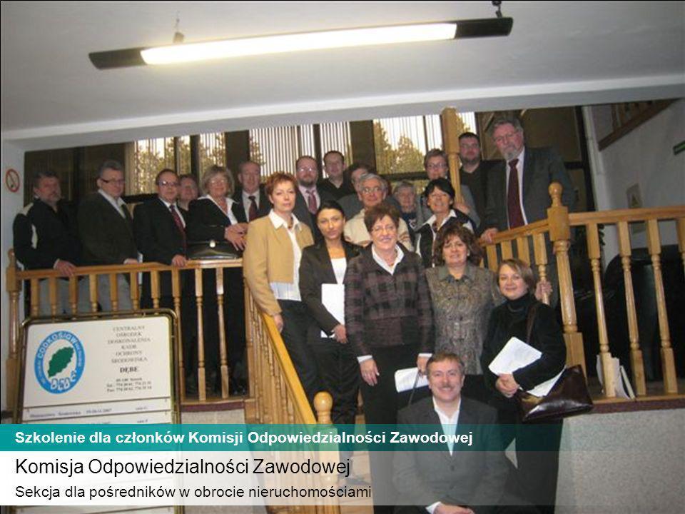 Komisja Odpowiedzialności Zawodowej