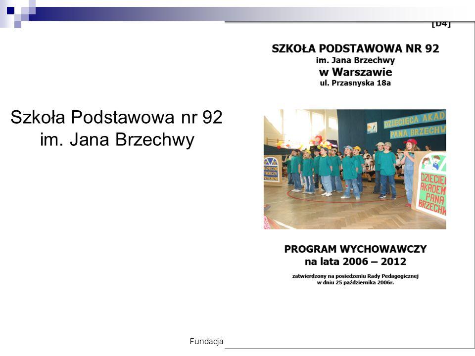 Szkoła Podstawowa nr 92 im. Jana Brzechwy