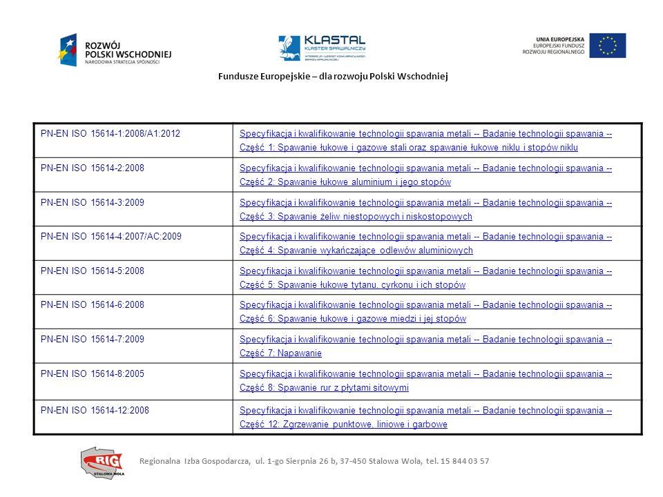 PN-EN ISO 15614-1:2008/A1:2012