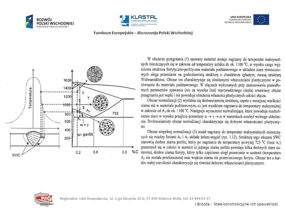 J Brózda - Stale konstrukcyjne i ich spawalność