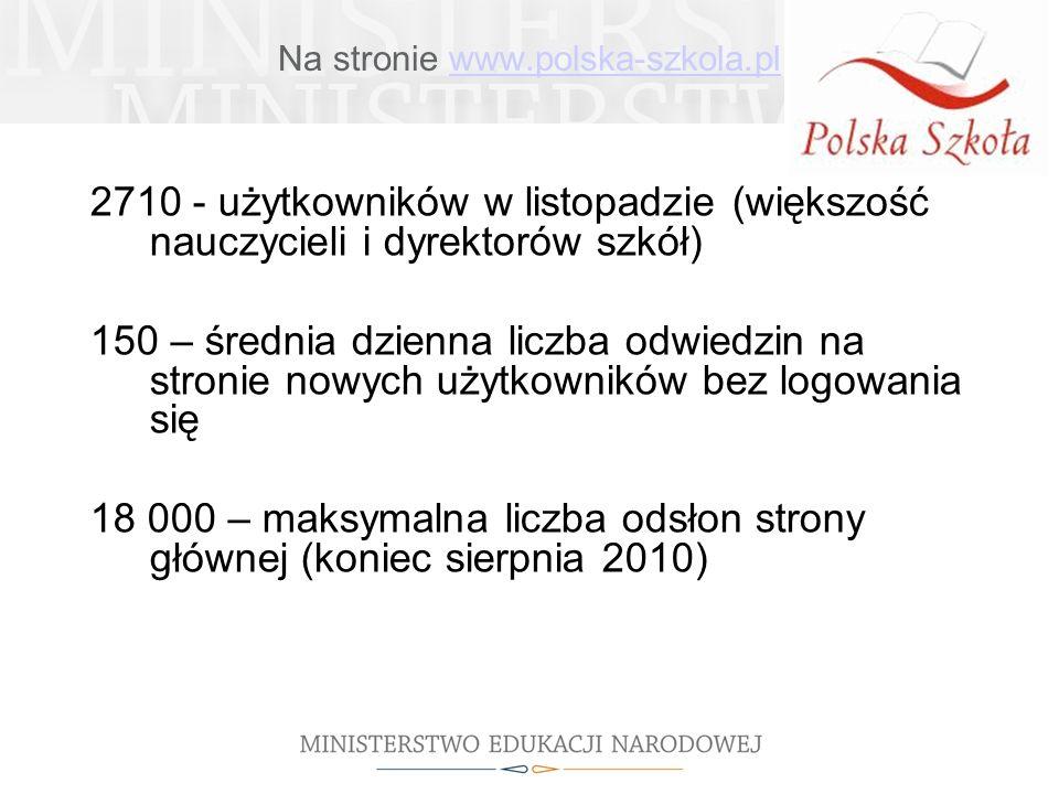 Na stronie www.polska-szkola.pl